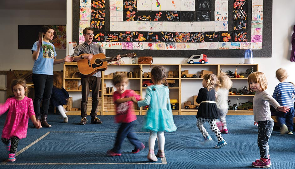 The Preschool You Can't Get Your Kid Into