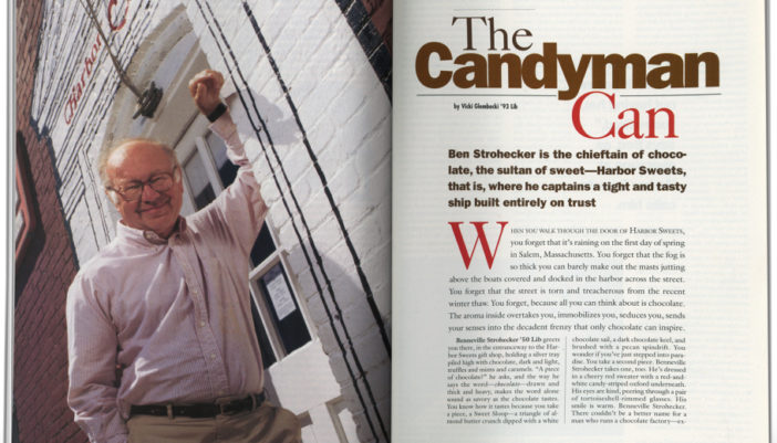 Remembering the Candyman